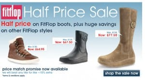 fitflop due boots sale