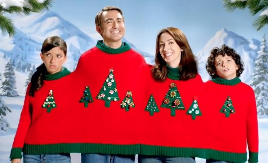 Ugly Christmas Family Pictures.Ugly Christmas Sweater Party Ideas By Funky Christmas Sweaters