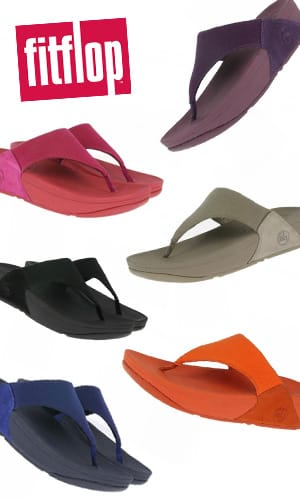 1e2d42170a3 Here at Shoetique.co.uk we love FitFlop and we have another exciting  FitFlop style to tell you about… the Lulu™ Canvas! This sandal comes in 6  colours