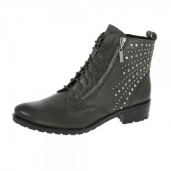 Caprice 25102 Ankle Boots in Grey