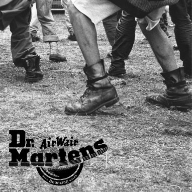 who invented dr martens