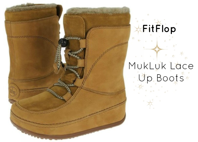 ae8c3922d Mukluk These MukLuk Lace Up Boots from FitFlop ...