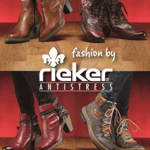 Who Are Rieker Shoes? This Season's