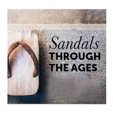 Sandals-though-the-Ages