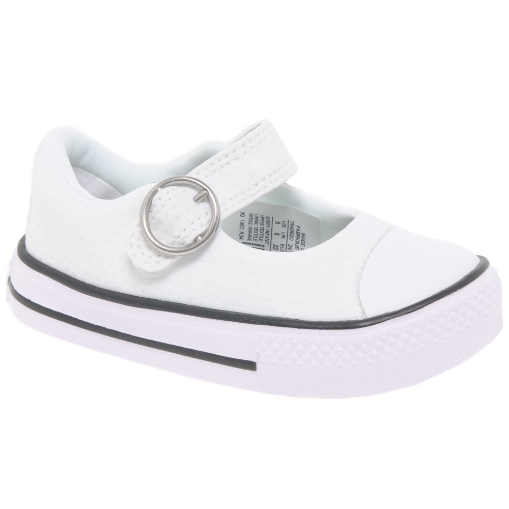 Mens Converse All Star Mary Jane Oxford