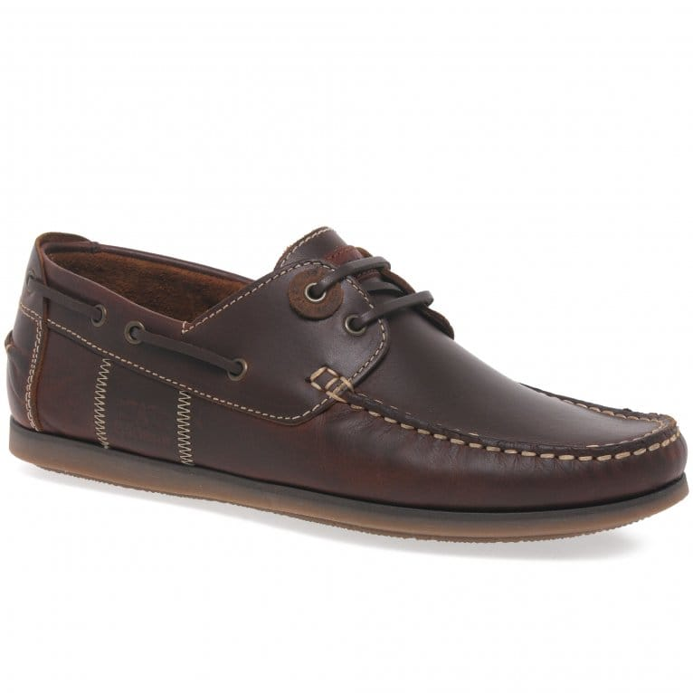 Barbour Capstan Mens Casual Boat Shoes