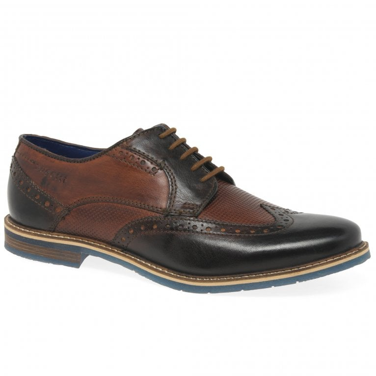 Bugatti Finch New Mens Wingtip Brogues