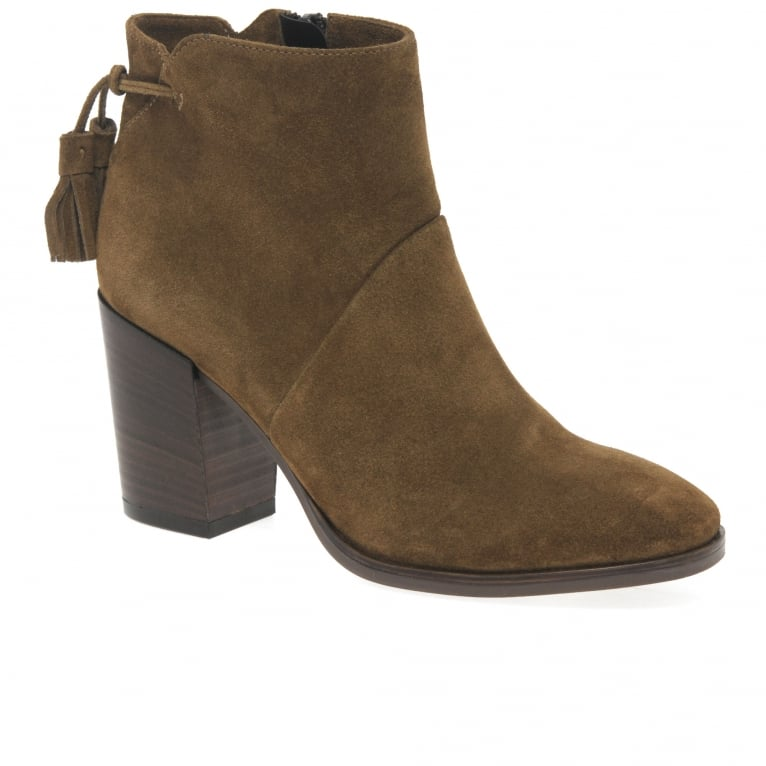 Cara Salon Womens Ankle Boots