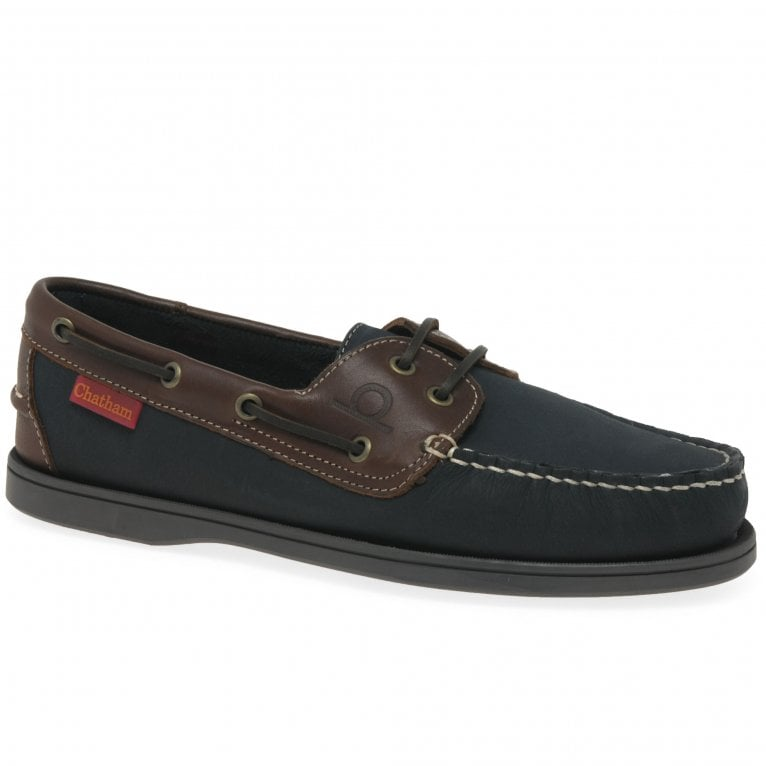 CHATHAM Commadore Mens Boat Shoes