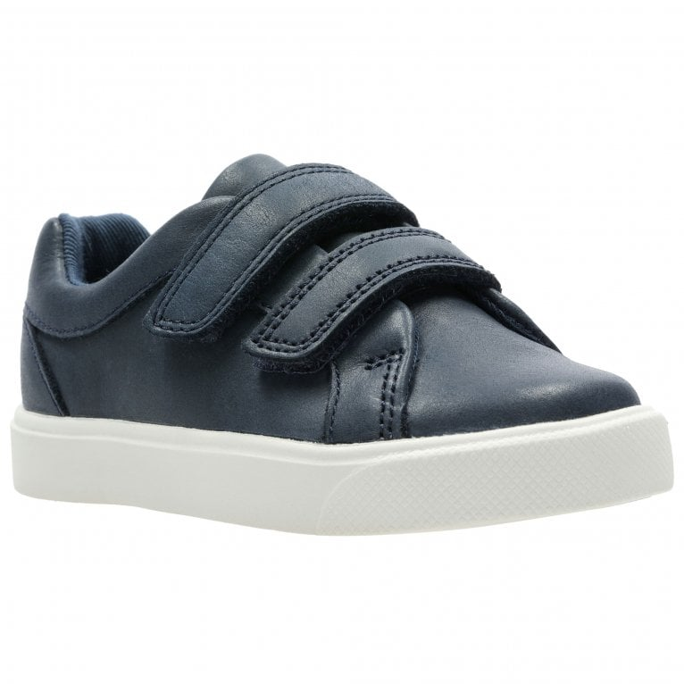 Clarks City Oasis Lo Boys First Shoes