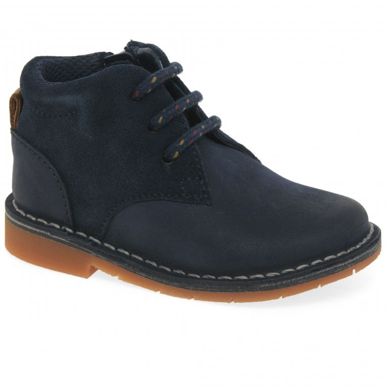 Clarks Comet Radar Boys Toddler Boots