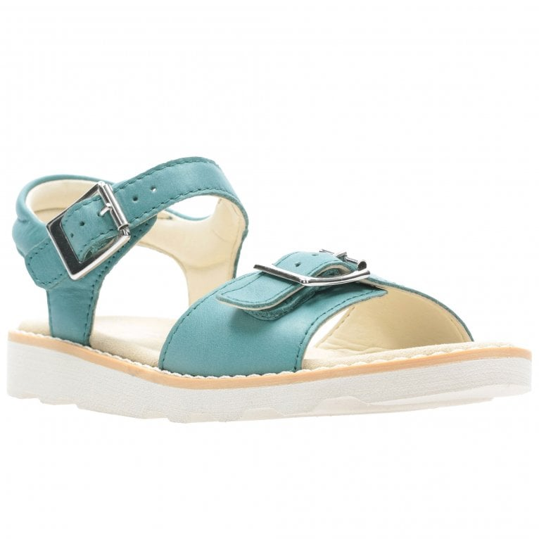 Clarks Crown Bloom K Girls Infant Sandals
