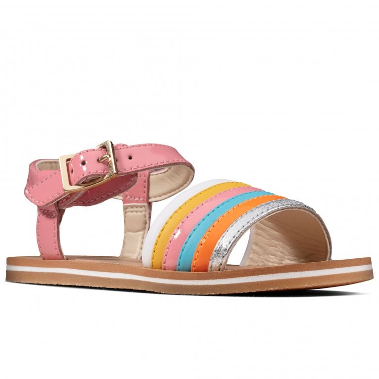 Clarks Finch Stride T Girls Sandals
