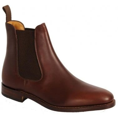 Clarks Mens Swift Turn Shoes Brown Leather