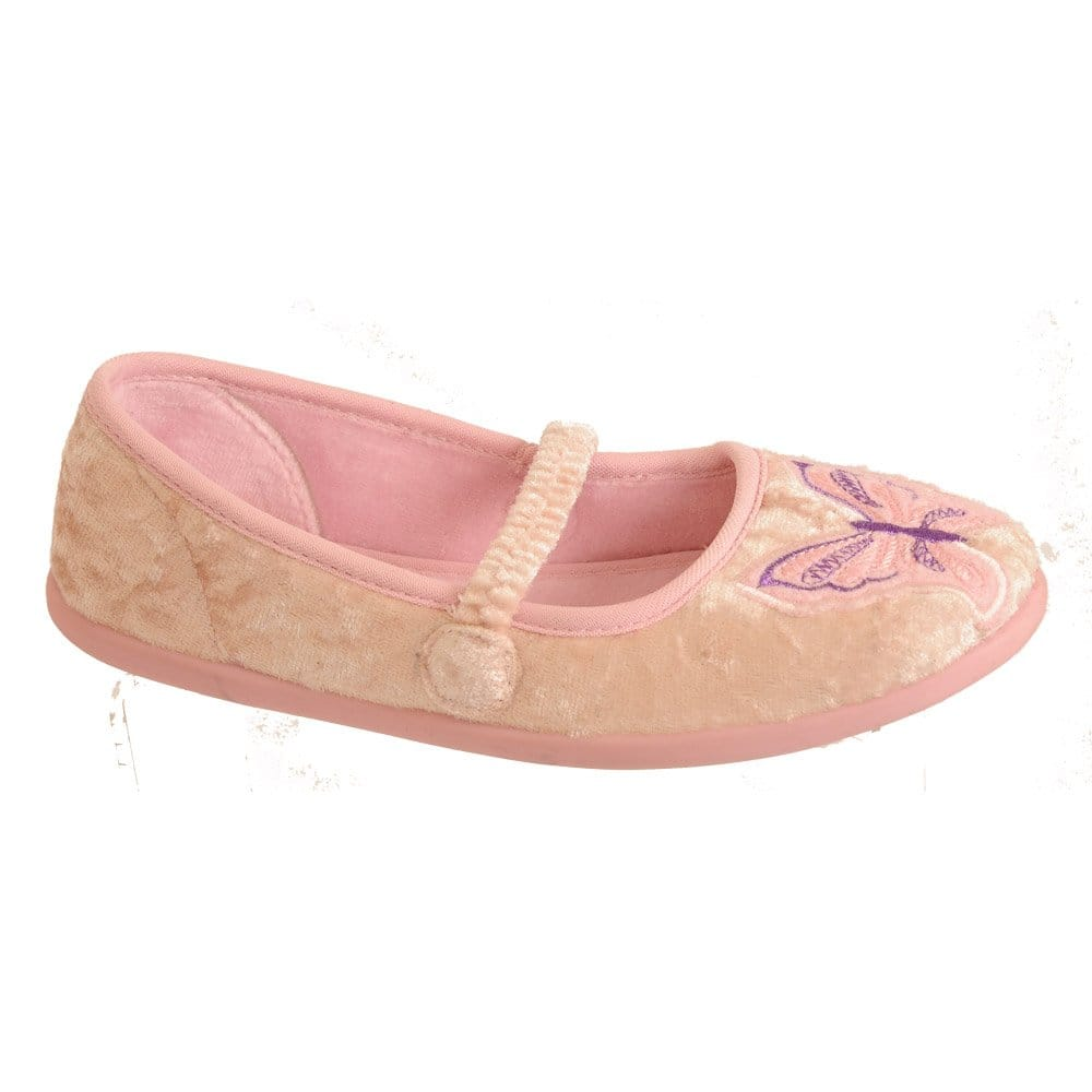 clarks womens shoes hamble oak dusty pink with free delivery
