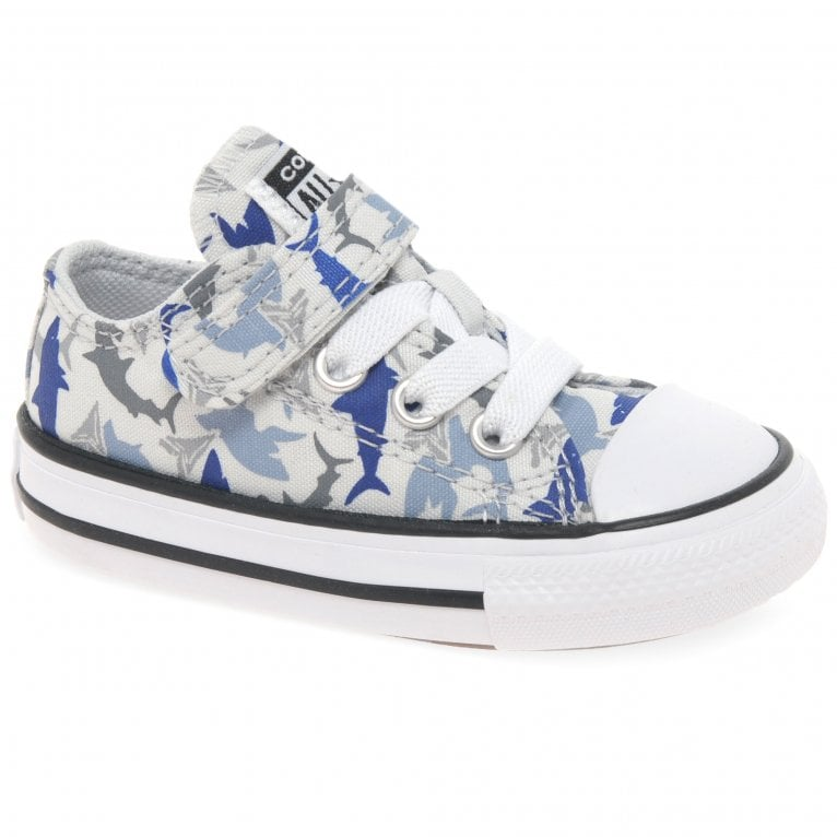 Converse All Star 1V Kids Infant Oxford Canvas Shoes