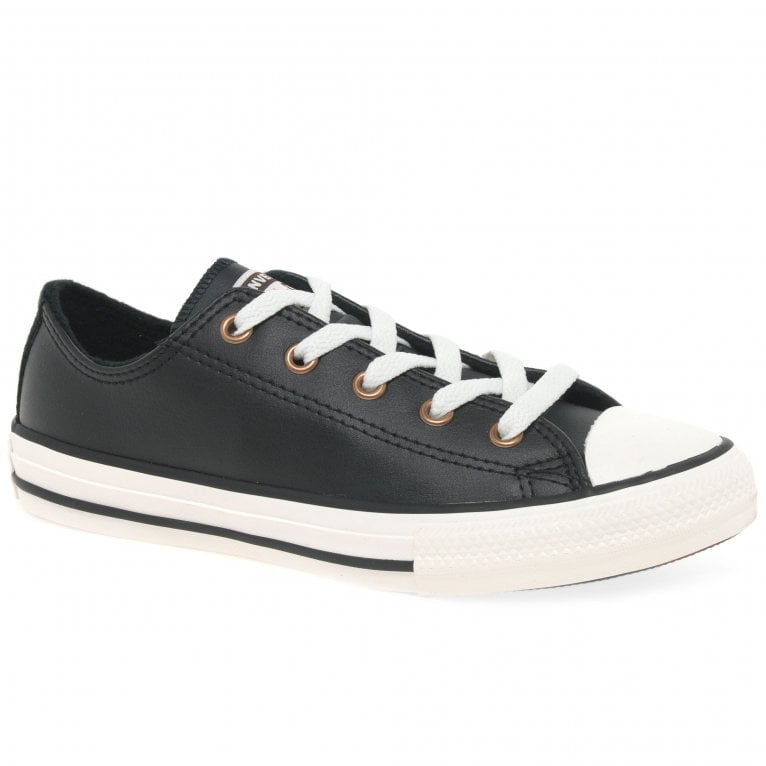 Converse All Star Oxford Mission Warmth Junior Lace Up Shoes