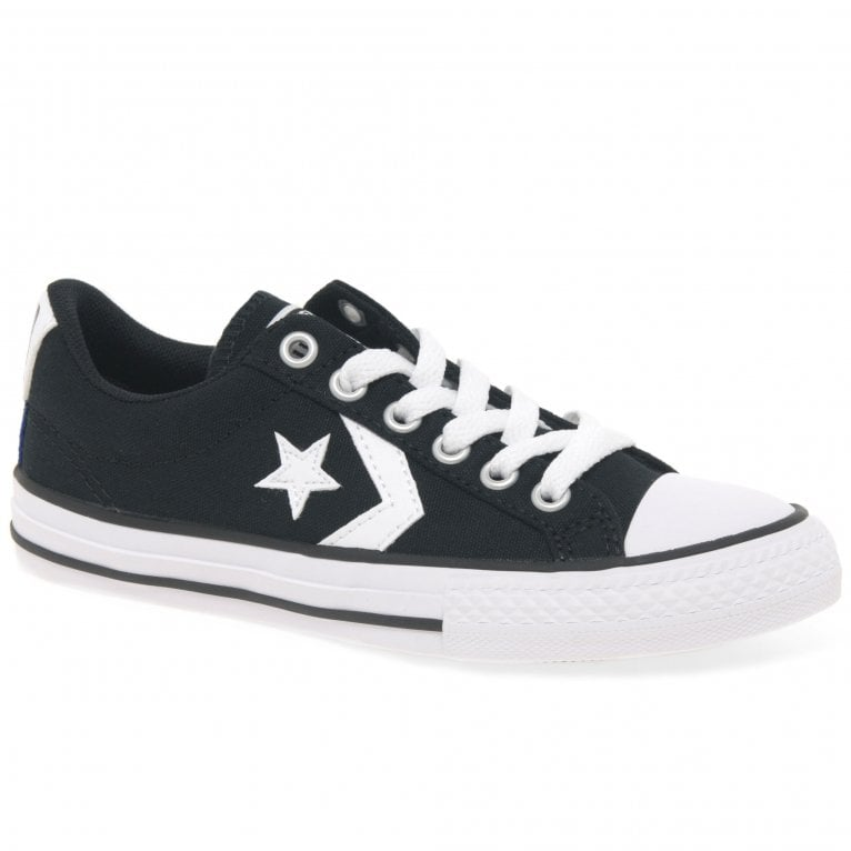 Converse Star Player Lace Kids Youth Canvas Shoes