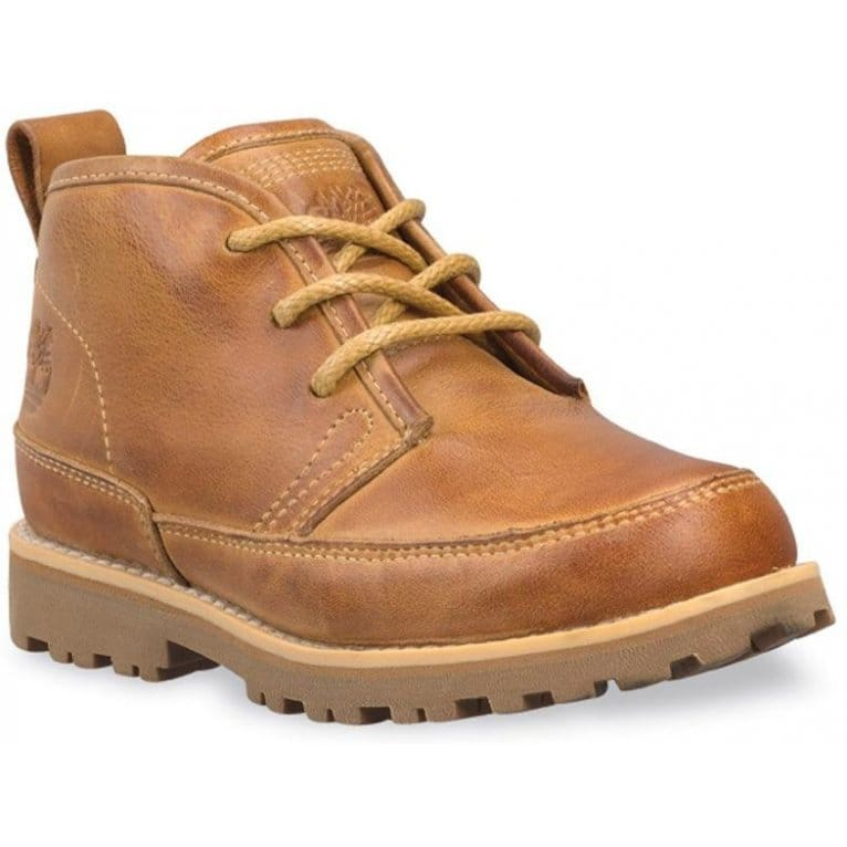 Paterson Classic Leather Lo Boots
