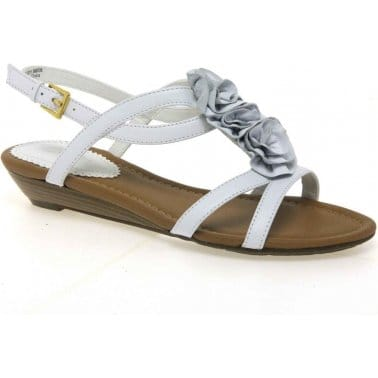 FitFlop Cha Cha Fringe Toe-Post Sandals