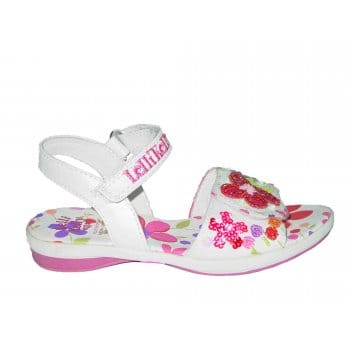 Crystall Sandals Silver