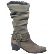a8a4cfbeda FitFlop Loaff Shorty Women s Zip Mid Boots