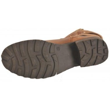 FitFlop Strata Slide Sandals - Whipstitch Leather