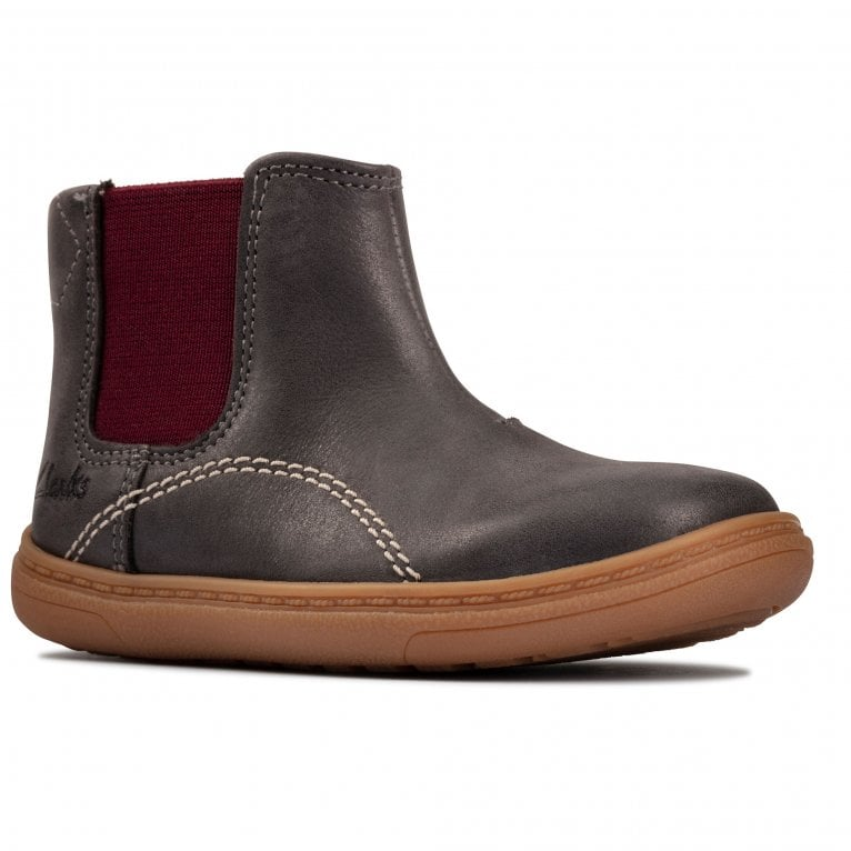 Clarks Flash Sea T Boys First Boots