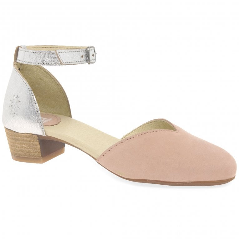 Fly London Logi Womens Open Court Shoes