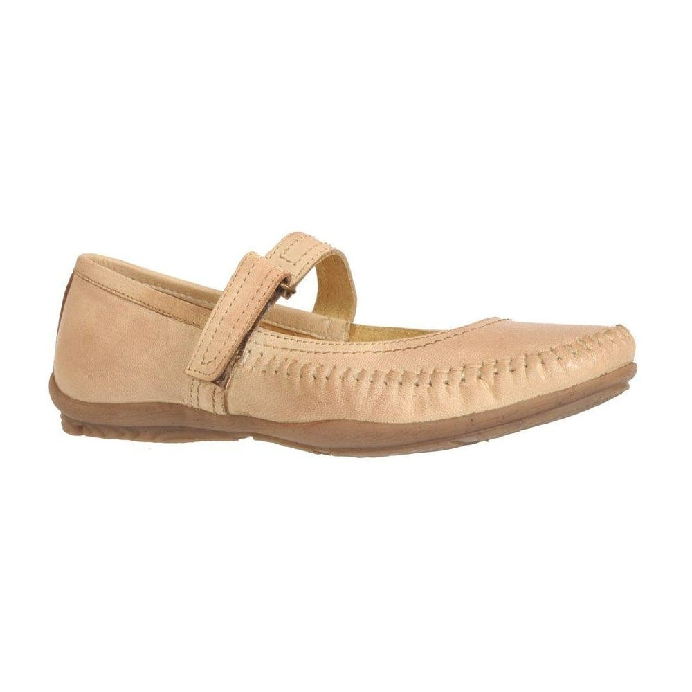 70289619f609d Fly London Tram Women's Wedge Sandals with Leather Upper & Backstrap