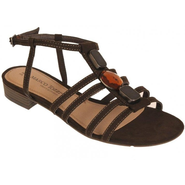 Yadi Wedge Sandals