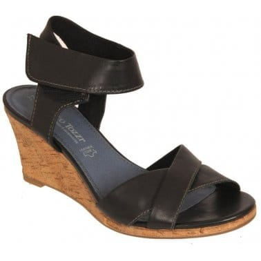 Fly London Yail Wedge Sandals