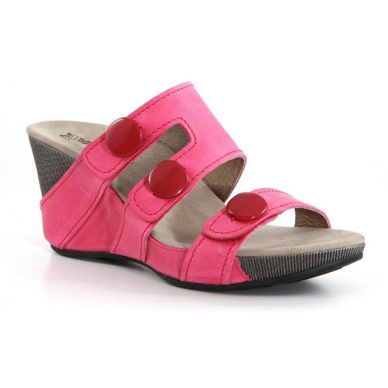 Yamp Wedge Sandals