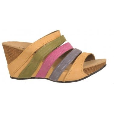 Fly London Yobe Wedge Shoes