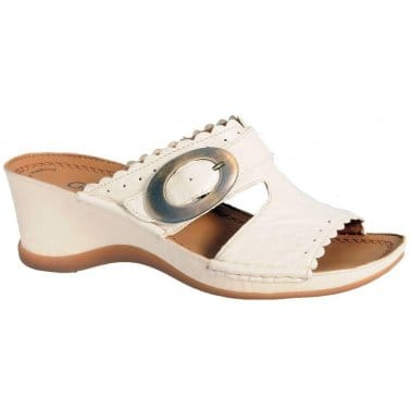 Fly London Yone Sandals Mynt Suede