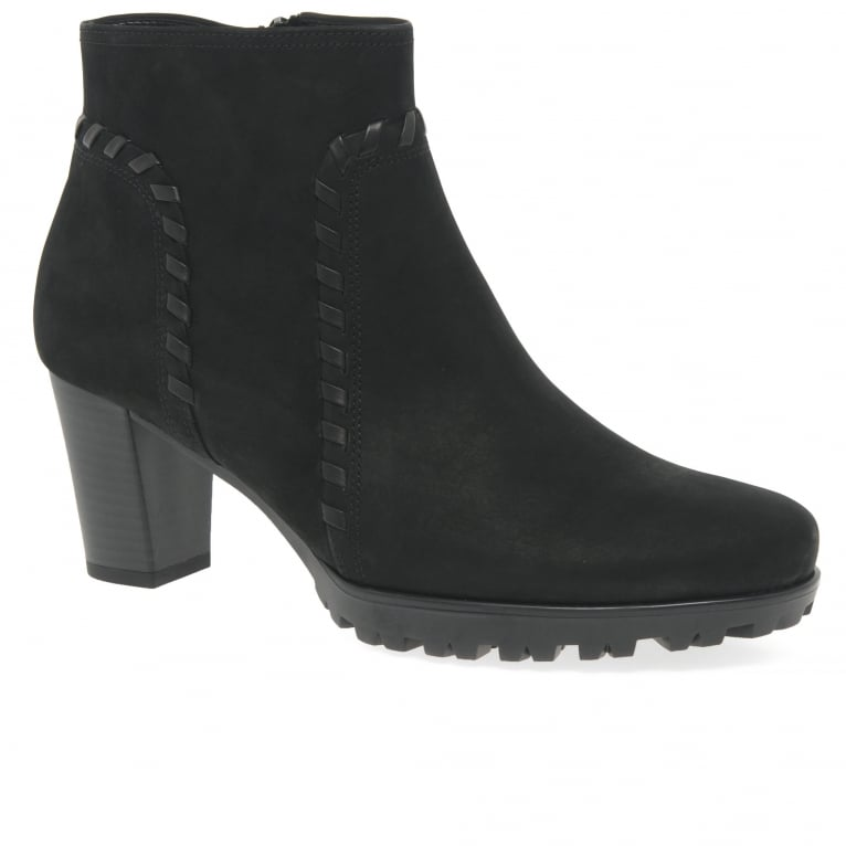 Gabor Elan Womens Ankle Boots