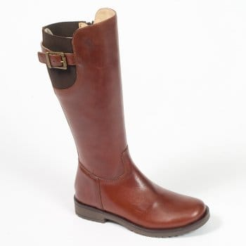 Womens Halley 51.291.18 Shoes Brown