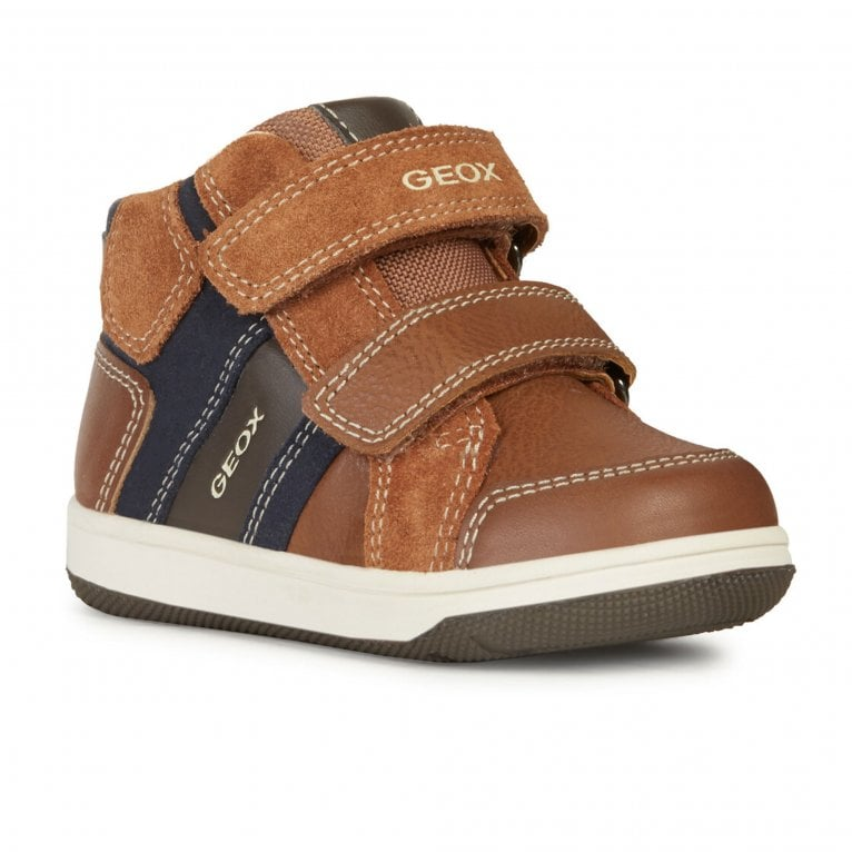 Geox Baby Flick Boys Infant Boots