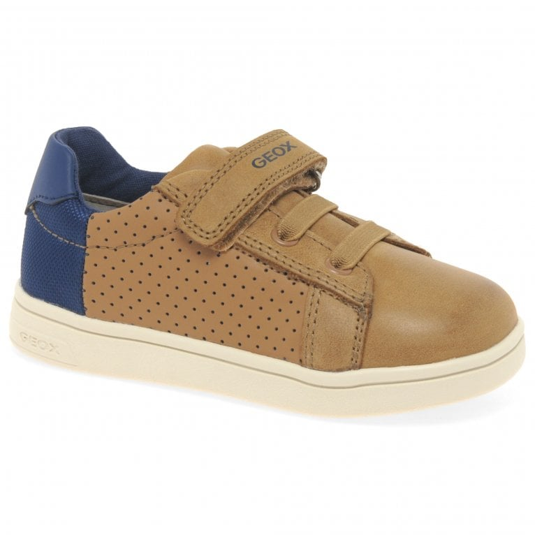 Geox DJ Rock Boys Riptape Infant Shoes