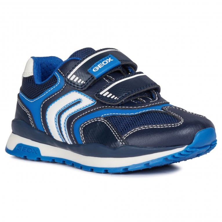 Geox Junior Pavel Boys Sports Trainers