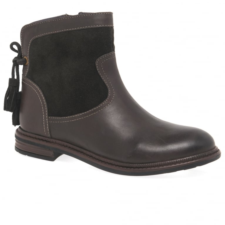 Gioseppo Cleveland Girls Tassel Ankle Boots