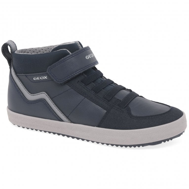 Geox Junior Alonisso High Top Boys Trainers
