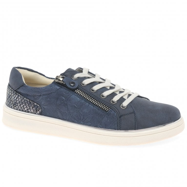 Lunar (GRS) Adorn Ladies Casual Trainers