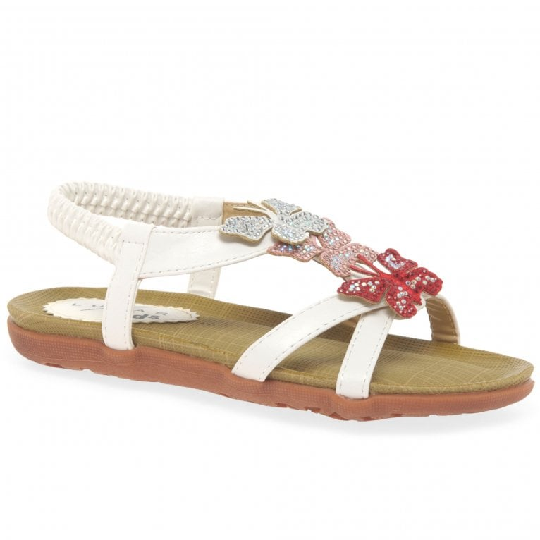 Lunar (GRS) India Girls Junior Sandals