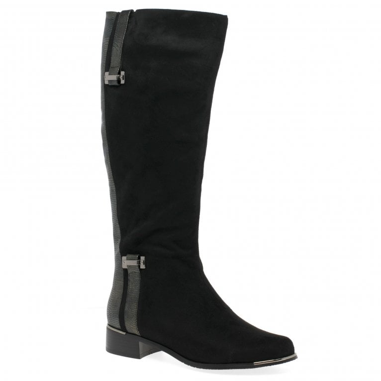 Lunar (GRS) Linvale Womens Knee High Boots