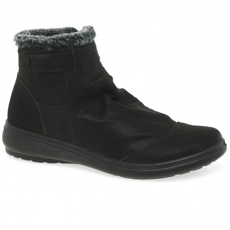 Lunar (GRS) Tammy Womens Warm Lined Boots