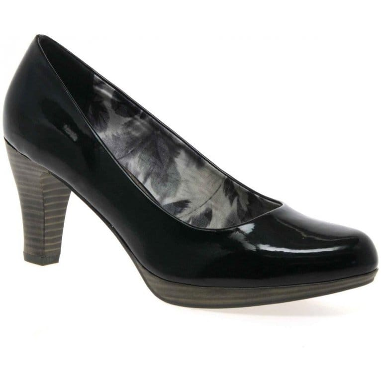 Marco Tozzi Alpha Ladies Court Shoes