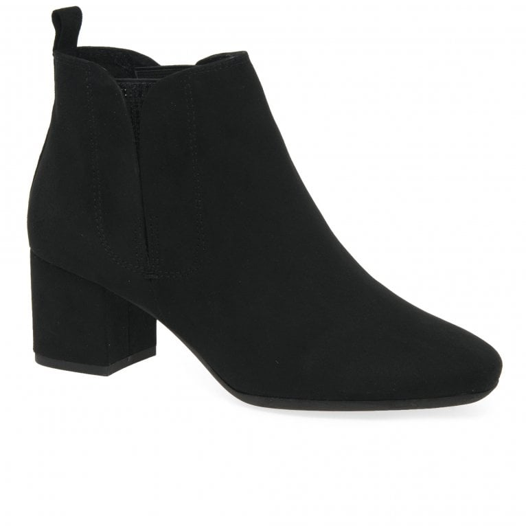 Marco Tozzi Sandra Ladies Ankle Boots