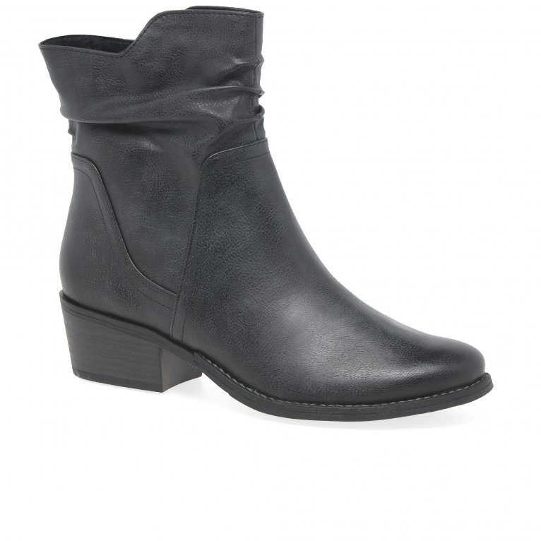 Marco Tozzi Viola Womens Ankle Boots