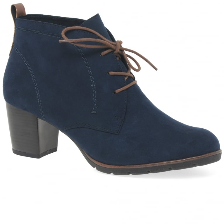 Marco Tozzi Zina II Womens Casual Ankle Boots